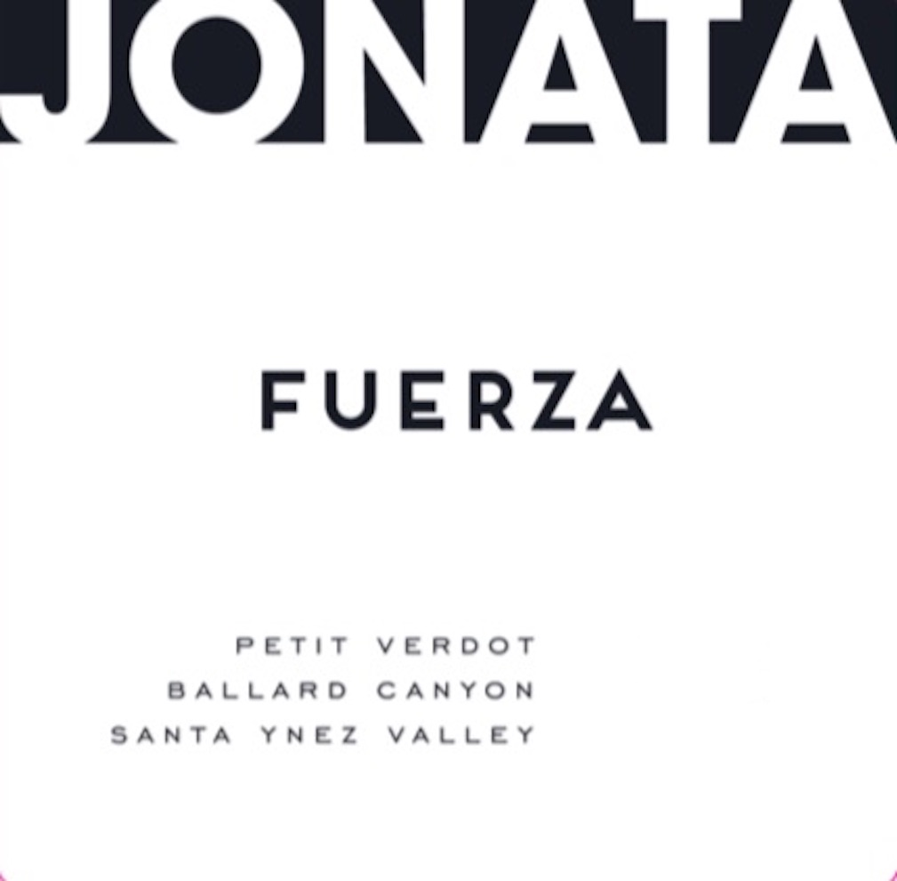 2016 Fuerza Front Label
